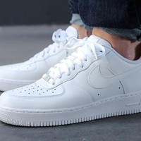 Nike Air Force 1 Low White White