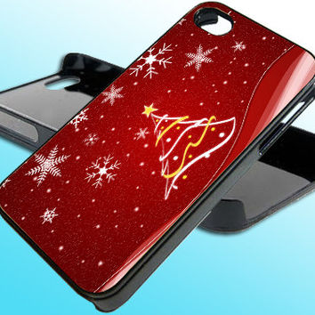 Christmas Day for iPhone 4/4s Case - iPhone 5 Case - Samsung S3 - Samsung S4 - Black - White (Option Please)