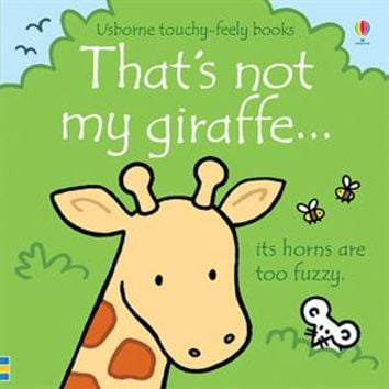 Usborne Books & More. That's Not My Giraffe