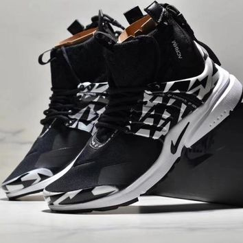 Acronym X Nike Air Presto Fashion casual shoes-1