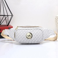 Perfect MK Women Shopping Leather Purse Waist Bag Single-Shoulder Bag Crossbody