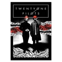 Blurryface Band Poster - twenty one pilots - Artists