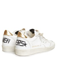 Ball Star low-top leather trainers | Golden Goose Deluxe Brand | MATCHESFASHION.COM US