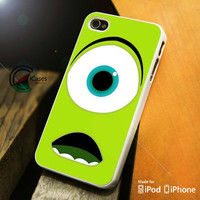 Monster Inc Eye iPhone 4 5 5c 6 Plus Case, Samsung Galaxy S3 S4 S5 Note 3 4 Case, iPod 4 5 Case, HtC One M7 M8 and Nexus Case