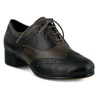 Spring Step Women's Kiley Leather, Rubber Oxfords
