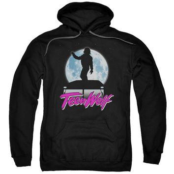 Teen Wolf - Moonlight Surf Adult Pull Over Hoodie