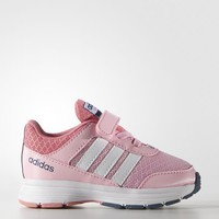 adidas Cloudfoam VS City Shoes - Pink | adidas US