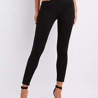 Caged Cut-Out Leggings | Charlotte Russe