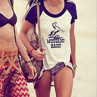 We The Free   Mustang Tee at Free People Clothing Boutique