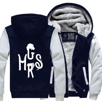 Hogwarts Houses Initials, Harry Potter Fleece Jacket