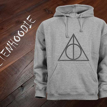 Deathly Hallows hoodie sweatshirt jumper t shirt variant color Unisex size