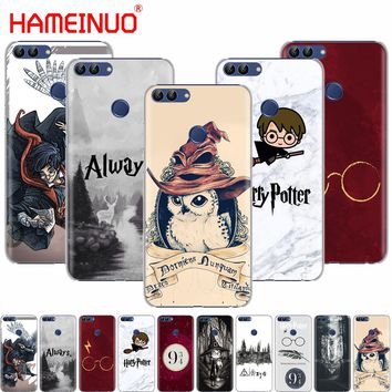 HAMEINUO Harry Potter always Style cell phone Cover Case for huawei Honor 7C Y5 Y625 Y635 Y6 Y7 Y9 2017 2018 Prime