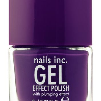 nails inc. London 'Gel Effect' Nail Polish with Plumping Effect