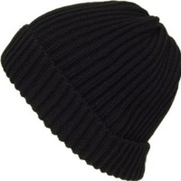 Alki'i Premium Cuffed thick mens/womens warm beanie snowboarding winter hat