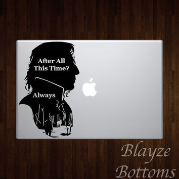 Snape Blank or Always White Stag Patronus / Car/Computer vinyl decal