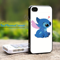 iPhone 4 Case - Stitch - iPhone 4S case iPhone Case Hard & Silicone iPhone 4S Cover for iPhone 4 / 4s / 5
