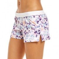PRINTED AUTHENTIC LOW-RISE SOFFE - Shorts - Bottoms - For Her