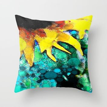 :: Sun Kissed Fate:: Throw Pillow by :: GaleStorm Artworks ::