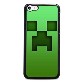 CREEPER MINECRAFT iPhone 5C Case Cover