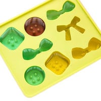 Cute Designed  Ice Maker Novelty Gummy Chocolate Jelly Candy Mold Maker Cookware Tool