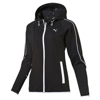 PUMA Women's Swagger Full Zip Hoodie | PUMA Sweatshirts & Hoodies | uk.PUMA