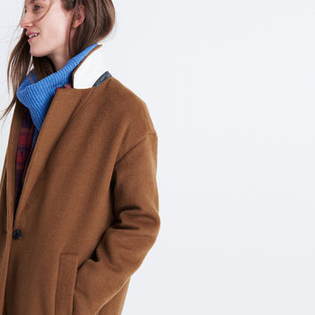 Monsieur Coat : | Madewell