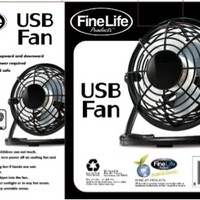 Adjustable USB Cooling Fan Dorm Room Supplies Cool Stuff For College Students Best Dorm Products