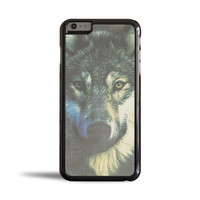 Vintage Wolf Case for Apple iPhone 6 Plus