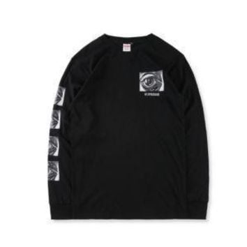 spbest SUPREME X M.C. Escher long sleeve tee