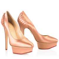 Charlotte Olympia Designer Pumps - Women's Shoes | Charlotte Olympia - PALOMA