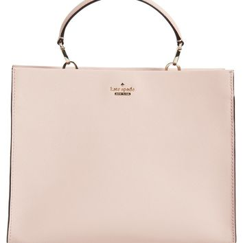 kate spade new york cameron street - samantha leather satchel | Nordstrom