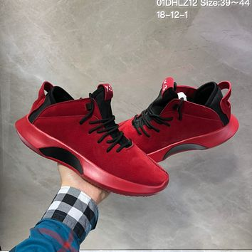 HCXX A480 Adidas Crazy 1 ADV PK Y-3 Running Shoes Red