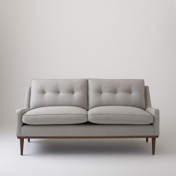 Jack Loveseat - Bristol Gray
