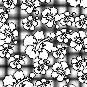 orchid flower coloring page flowers pattern coloring pages checkers abstract coloring page flowers patterns floral patterns printable