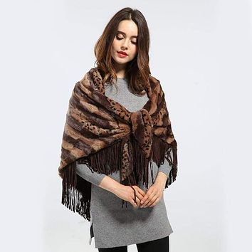 Top Quality Cashmere Winter Shawl