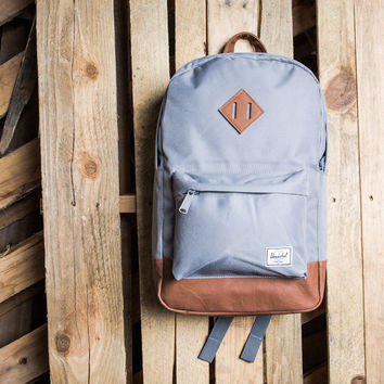 Herschel Supply Co. Heritage Backpack Mid Volume - Grey