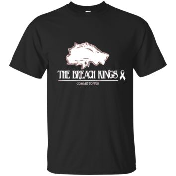 The Breach Kings Breast Cancer Awareness Aquarius Aries Cancer t shirt 7263