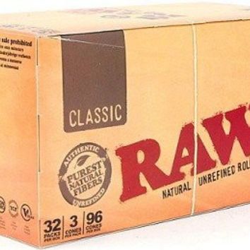 RAW Cones King Size