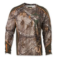 Browning Men's Hell's Canyon Lightweight Base Layer Top
