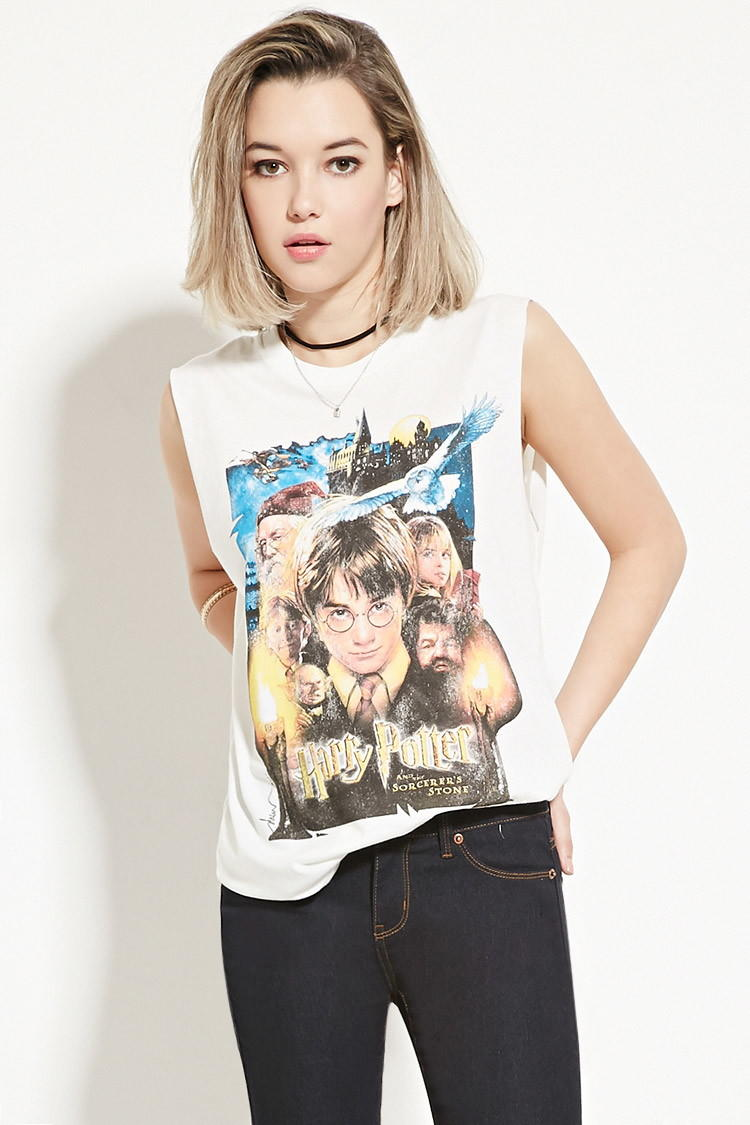 d8d30724 Harry Potter Muscle Tee | Forever 21 - from Forever 21