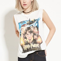 Harry Potter Muscle Tee | Forever 21 - 2000152154