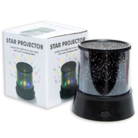 multi-star light projector