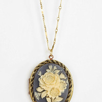 Urban Outfitters - Diament Jewelry For Urban Renewal Locket Necklace