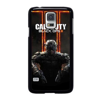 CALL OF DUTY BLACK OPS 3 Samsung Galaxy S5 Case Cover