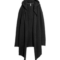 H&M Hooded Cardigan $34.99