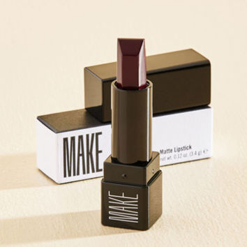 Look Rouge Talkin' Matte Lipstick in Wine | Mod Retro Vintage Cosmetics | ModCloth.com