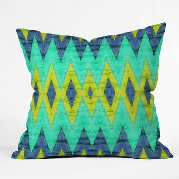 Ingrid Padilla Impress 2 Throw Pillow