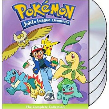 Various - Pokemon Johto League Champions - The Complete Collection