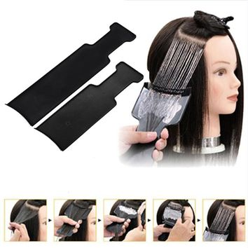 Fashion Hairdressing Professional Hairdressing Pick Color Board