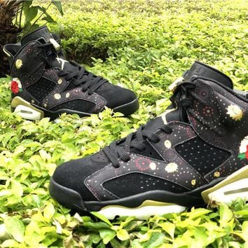 Air Jordan 6 CNY AA2492-021 Size US 36-47